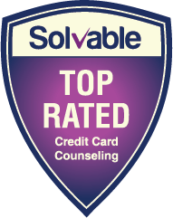 Solvable Top Rated Credit Card Counseling Logo