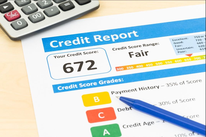 Order Credit Report